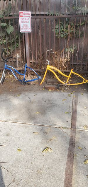 BEACH CRUISERS FRAME SIZE 26 for Sale in Los Angeles, CA