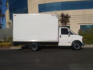 Chevrolet box truck. Gasoline for Sale in Los Angeles, CA