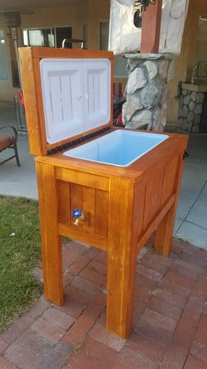 Family Handmade Cooler for Sale in San Diego, CA