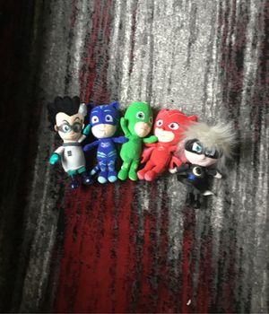 Pj masks plushies for Sale in Chula Vista, CA