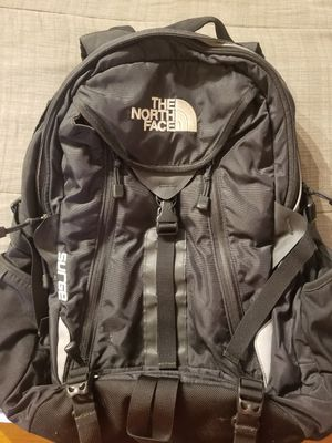"""The North Face backpack with 15"""" laptop storage for Sale in Watertown, MA"""