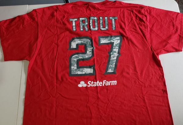 Trout Tshirts Adult XL
