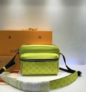 LV neon messenger bag for Sale in Englewood Cliffs, NJ