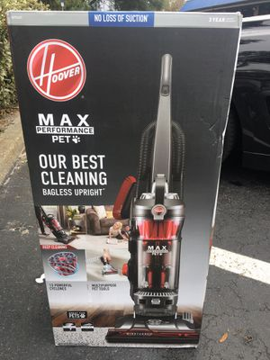 Hoover Max Performance for Sale in Orlando, FL