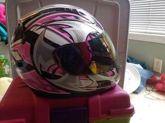 Ladies/Girls XS Vega Altura Motorcycle Helmet for Sale in Stone Mountain,  GA
