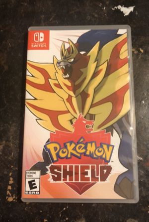 Pokémon Shield For Nintendo Switch for Sale in San Antonio, TX