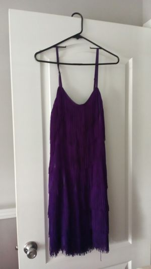 Purple NYC dress / for Sale in NO FORT MYERS, FL