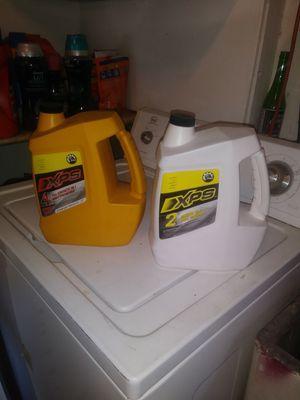 Xps 2 stroke and 4 stroke seadoo and utv atv oil for Sale in Lodi, CA