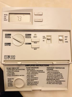 Programmable thermostat LUX for Sale in Boyds, MD