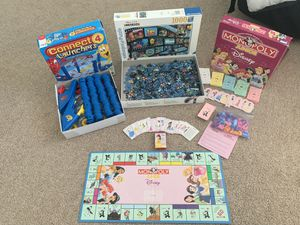 Various kids games and puzzle for Sale in Fallbrook, CA