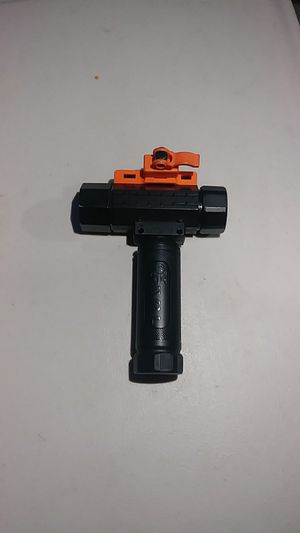Nerf rival gun attachment for Sale in Rancho Santa Margarita, CA