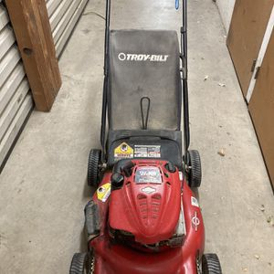 Briggs And Stratton Troy Bilt Push Lawnmower for Sale in Ontario, CA