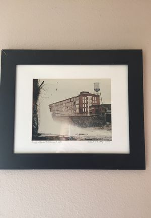 Signed and numbered photo of Eagle and Phoenix Mill 2 of 4 for Sale in Fife, WA