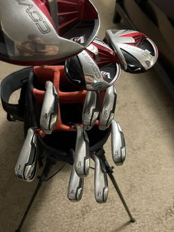 Nike Irons Full Set for Sale in West,  TX