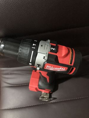 NEW MILWAUKEE HAMMER DRILL BRUSHLESS for Sale in Rockville, MD