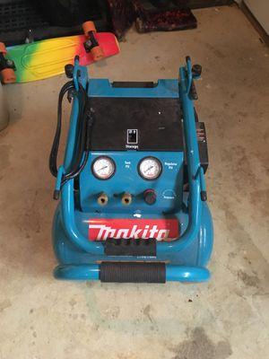 Air compressor, Mikita for Sale in Lovettsville, VA