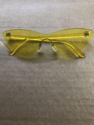 Rimless + Frameless Lemonade Sunglasses for Sale in Atlanta, GA