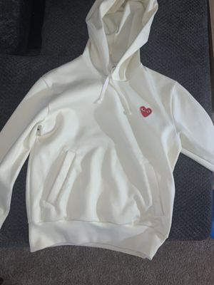 Comme Des Garcons Play Hoodie for Sale in Chicago, IL