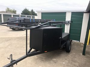 Utility Trailer Work Trailer for Sale in Frisco, TX