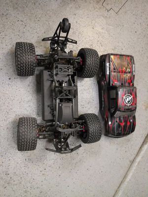HPI savage flux xs 1/12 scale for Sale in North Las Vegas, NV