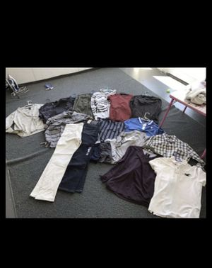 BRAND NEW MEN CLOTHS for Sale in Stockton, CA