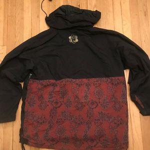 Burton Snowboard men's XL retro style jacket for Sale in Spokane, WA