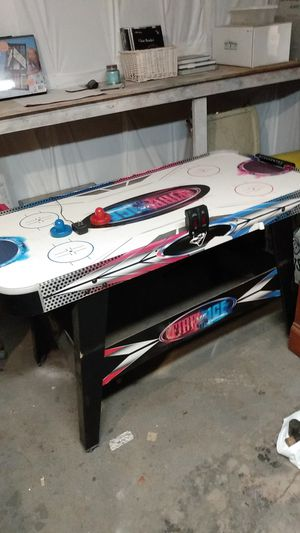 Air hockey table, FUN 4 EVERYONE! for Sale in Clements, CA