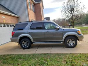 2004 Toyota Sequoia Limited for Sale in Springfield, VA