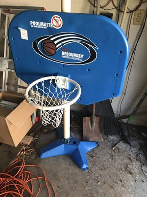 Basketball hoop pool or otherwise for Sale in Rockville, MD