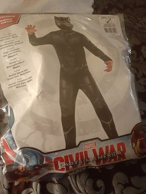 Black panther child costume for Sale in Winston-Salem, NC