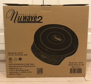 Precision Nuwave 2 Induction Cooktop Model 30151 Brand New for Sale in Blackstone, MA