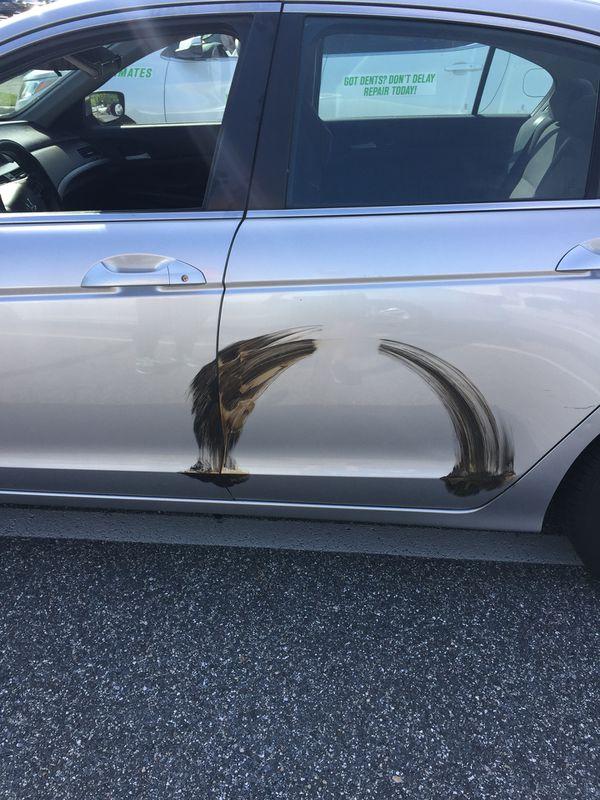 Dent repair ???