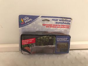 Rear window sunshade for Sale in Faber, VA