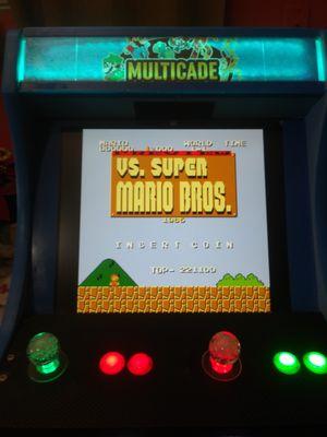 19. Game bartop arcade for Sale in El Paso, TX