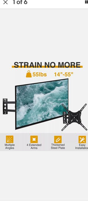 Wall mount for 55 inch or smaller for Sale in Chula Vista, CA