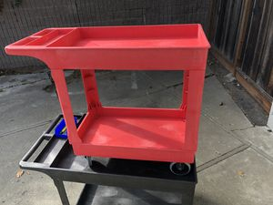 """Red Utility cart 40x18x33"""" for Sale in Mountain View, CA"""