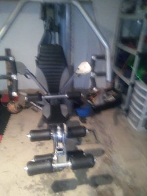 Complete home gym for Sale in South Houston, TX