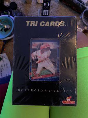 Three dimensional collectors card Eric Davis for Sale in Washington, DC