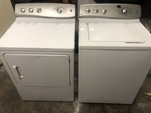 Ge Washer and dryer for Sale in Lillington, NC