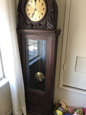 Antique grandfather clock for Sale in Pittsburgh, PA