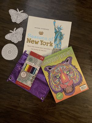Adult coloring package for Sale in Dunedin, FL