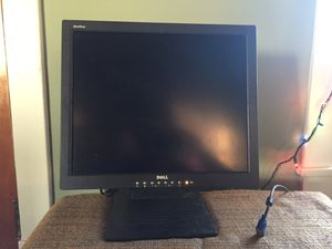 Dell computer screen for Sale in Pleasant Plains, IL