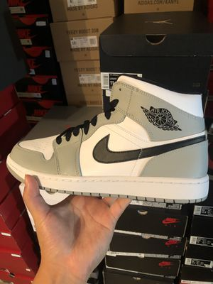Nike air Jordan 1 smoke grey mid size 10.5 and 11 new for Sale in Bellevue, WA