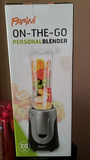 Parini on the go personal blender for Sale in Redondo Beach, CA
