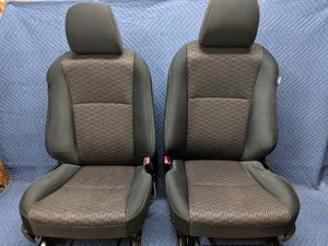 5th gen Toyota 4Runner Front Seats Cloth for Sale in Tacoma, WA