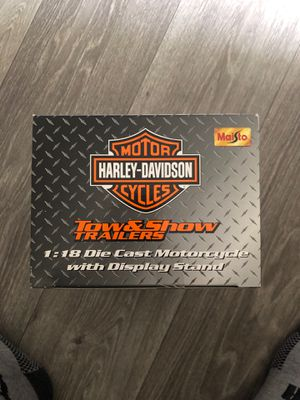 Harley Davidson tow and show collective toy for Sale in Phoenix, AZ