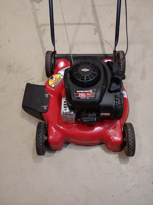 20 inch Gas Lawn Mower for Sale in Solana Beach, CA