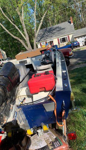 Boat and trailer. for Sale in Alexandria, VA