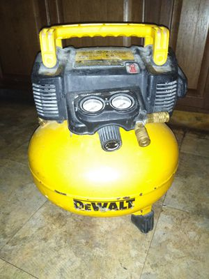 dewalt air compressor for Sale in Capitol Heights, MD