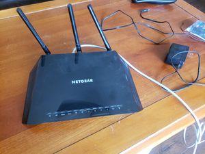 Netgear AC1750 smart wifi router R6400 for Sale in Riverside, CA